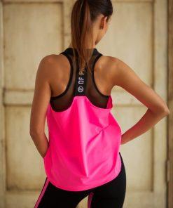 nuotrauka sportinės palaidinės Confetto iš nugaros - Designed For Fitness