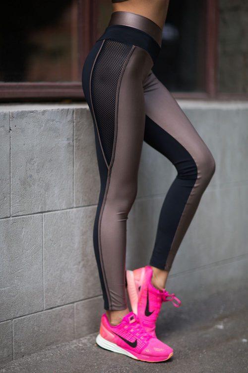nuotrauka tamprių Disco Nude iš šono - Designed For Fitness