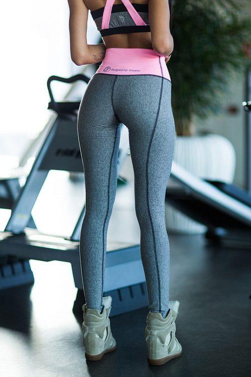 nuotrauka tamprės jersey milkshake iš nugaros - Designed For Fitness