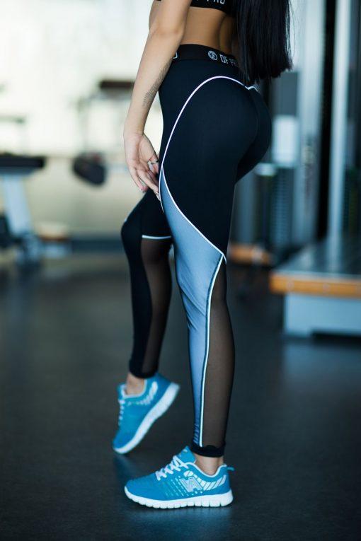 nuotrauka tamprių pro white iš šono - Designed For Fitness