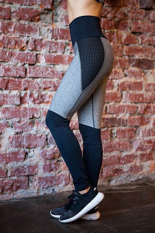 nuotrauka tamprių pro jersey perfom iš šono - Designed For Fitness