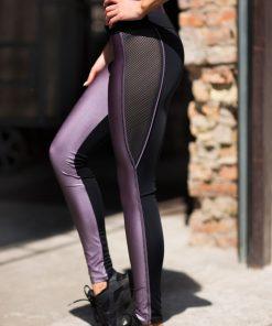 nuotrauka tamprių disco violet iš šono- Designed For Fitness