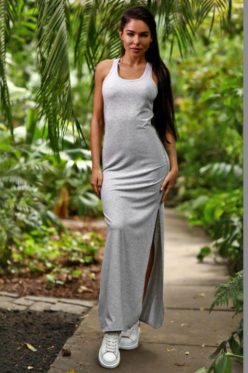 nuotrauka suknelė Light Grey - Designed For Fitness